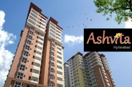 3BHK, 1694sq.ft, Luxury Flats at Hi-tech City, Hyderabad by Mahindra Ashvita. Call 9160077712.
