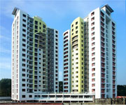 Flat for sale in ABAD - BLUECHIP, Kochi