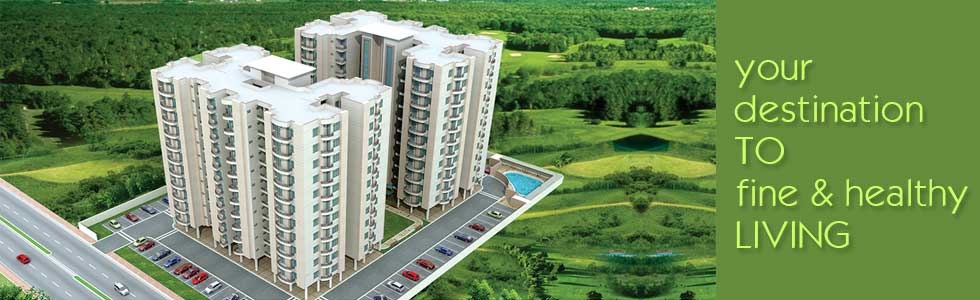 Flat in Lucknow