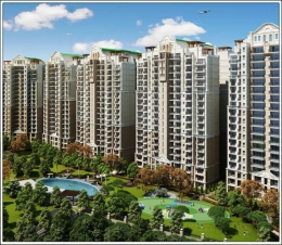 Fresh Booking 3 BHK Flats at Rs 70 L in Derabassi.