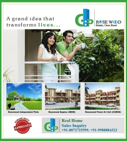ROSEWOOD ESTATE A NEW SOCIETY IN DERABASSI
