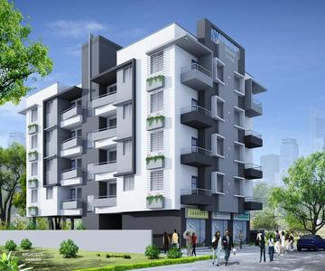Flat for sale in Kathe Galli, Nashik