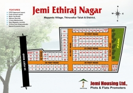 Flat in Thiruvallur