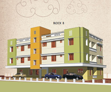 Flat in Thrissur