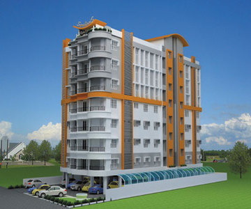 Flat for sale in near milma, thrissur, Thrissur