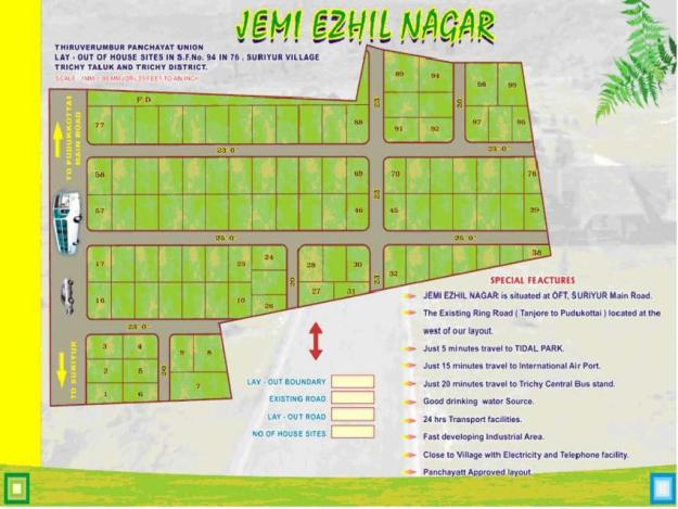 Flat for sale in Tiruchirappalli
