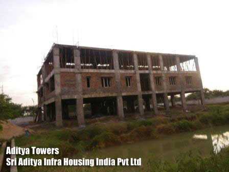 Flat for sale in Vijayawada