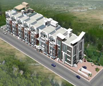 Flat for sale in  Horamavu, Bangalore East