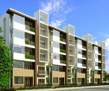 Flat for sale in  Hebbal, Bangalore