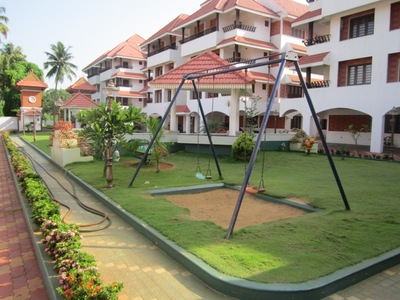 3BHK Furnished Flat for Sale in Vytilla