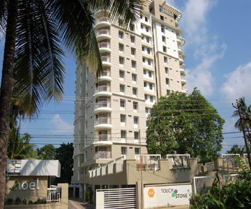 flat for sale in  NOEL TOUCH STONE VAZAKKALA,  kochi
