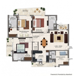 Flat for sale in zirakpur