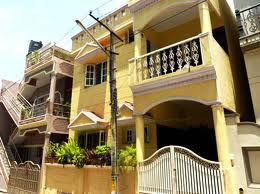 House in Thyagraj Nagar, Bangalore
