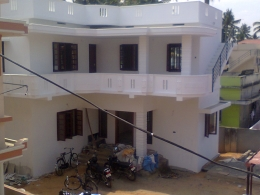 House for sale in Thammanam