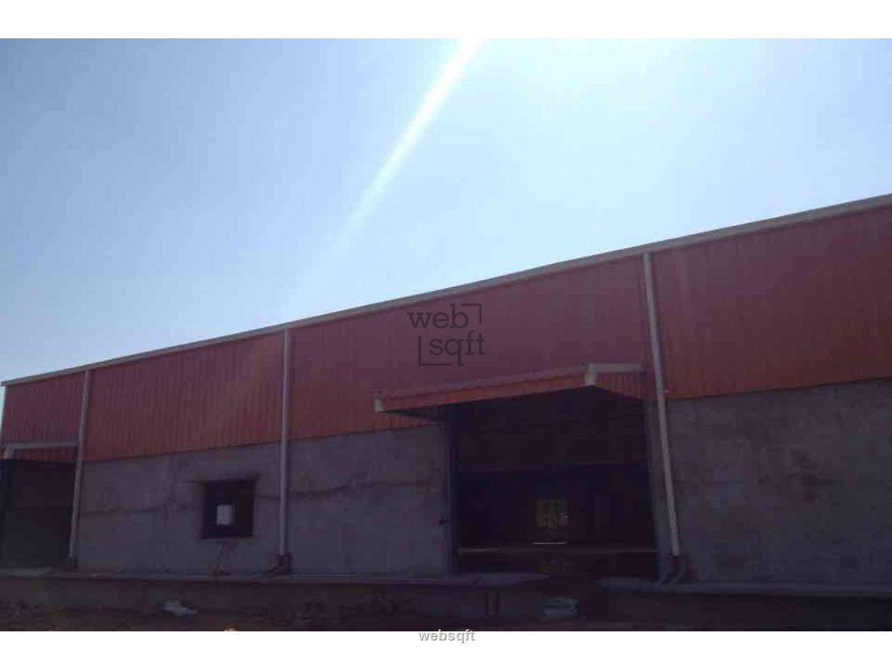 Websqft - Commercial Warehouse - Property for Rent - in 17000Sq-ft/Alwal at Rs 221000