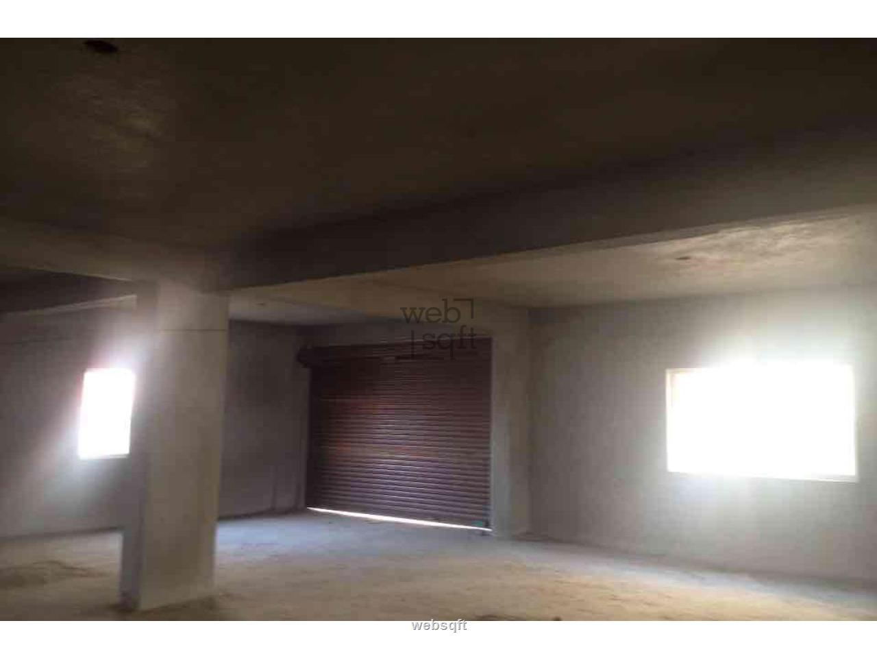 Websqft - Commercial Warehouse - Property for Rent - in 3500Sq-ft/Hitech city at Rs 140000