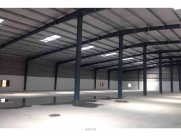 Websqft - Commercial Warehouse - Property for Rent - in 24000Sq-ft/Medchal at Rs 360000