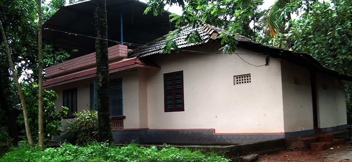 House in Kasaragod