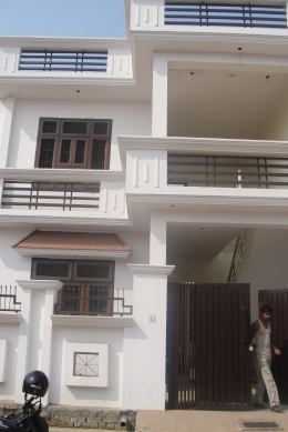 House in Lucknow