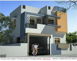 3BHK House Near By High court