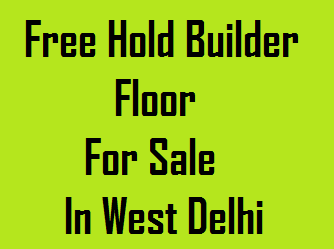 House for sale in Ramesh Nagar