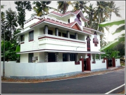 2500 sq ft fully furnished house for sale in vellayani Thiruvanathapuram