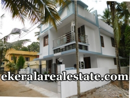 650lakhs 2 storied house sale at Peroorkada