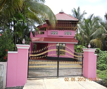 House in Thrissur