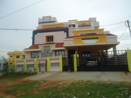 House in Tiruchirappalli