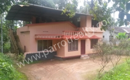 20 cent land with Teras house for sale in Kenichira.