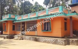 3.5 acre land with house for sale in Estatemukku(Batheri). wayanad
