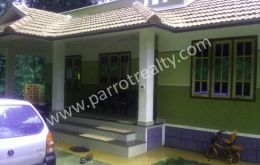 11.50cent land with 3bhk house( 1200sqft ) for sale in near Varadhoor.