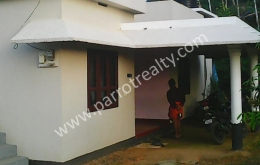 25cent with 3bhk house(3year's old) for sale in near Munderi(kalpetta).