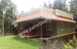 12cent land with 3bhk house for sale in near bathery.