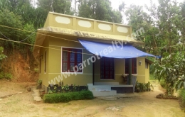 10cent land with 3bhk house for sale in near bathery.