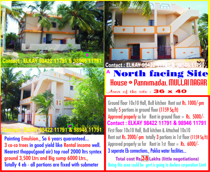 House in coimbatore