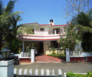 House for rent  in  Elamakkara, Kochi