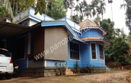 3BHK house with 2.5acre land for sale in Vaduvanchal .