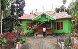 3BHK with 30cent land  for Sale in Kannadimukku(cherukattoor),wayanad