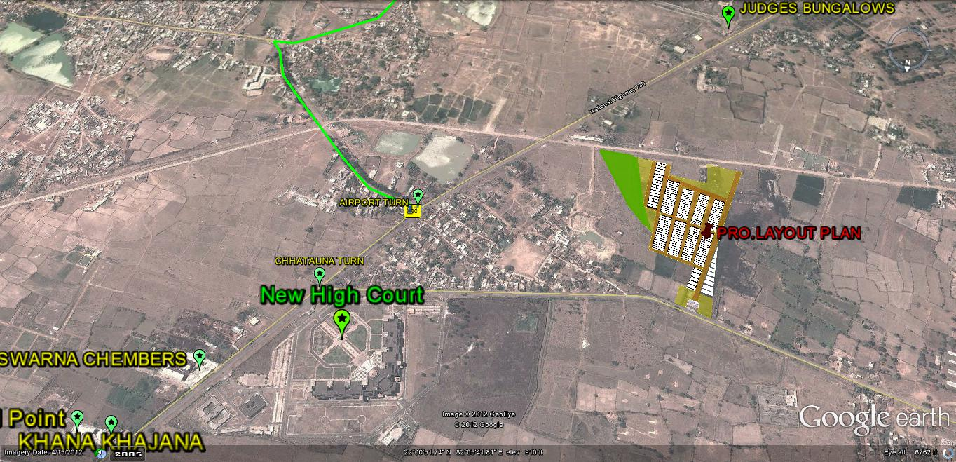 Land for sale in Bilaspur