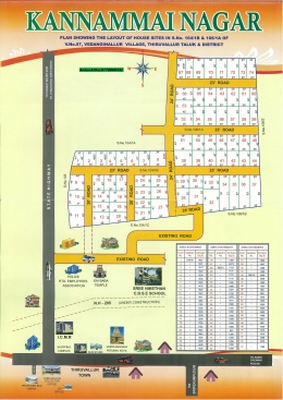 Land for sale in Chennai