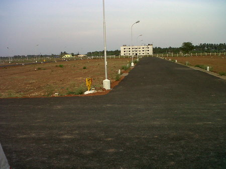 Land in Chennai