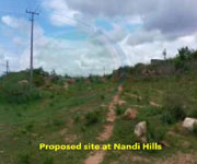 Residential Land in Nandi Hills, Hyderabad