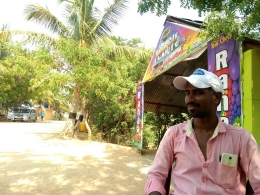 Land in Kancheepuram