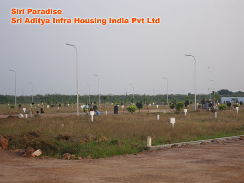 Land in Krishna