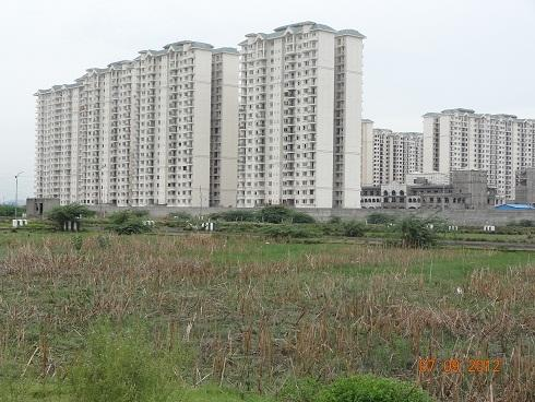Land in Lucknow