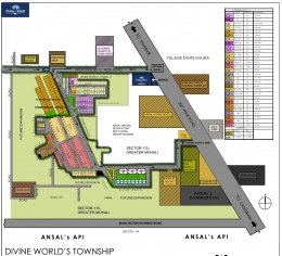 107 Sqyds Plots at Rs 19 L in Sector 115, Mohali.