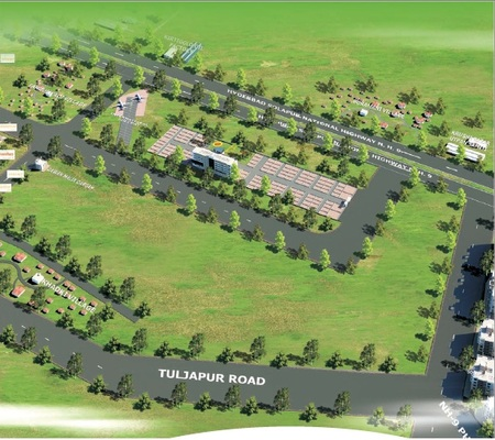 Land in Solapur