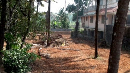 30.5 cent land for sale in Thrissur district