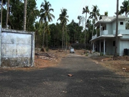 Land for sale in Thrissur